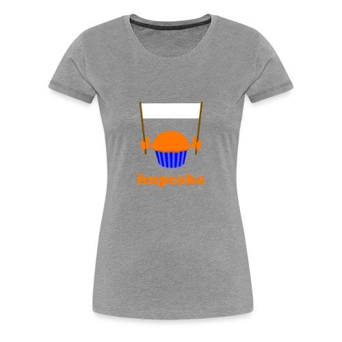 Hupcake (dames) - Vrouwen Premium T-shirt