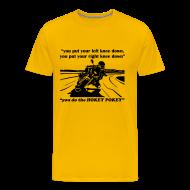 T-Shirts ~ Men's Premium T-Shirt ~ Hokey Pokey
