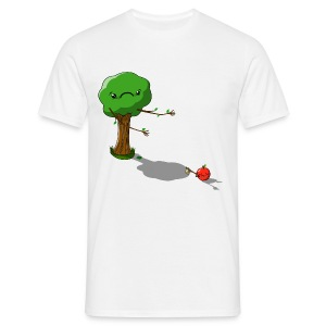 Apple's father - Mannen T-shirt