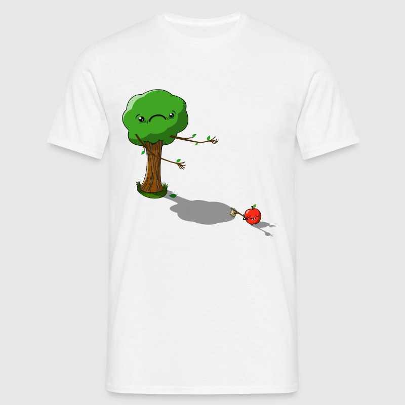 Apple's father T-shirts - Men's T-Shirt