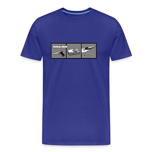 Matalobos 0 - Camiseta premium hombre