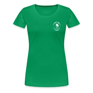 Girly sf Chest Original - Women's Premium T-Shirt