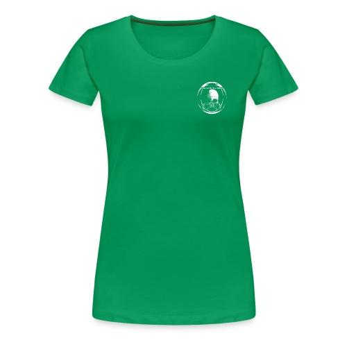 Girly sf Chest Original - Women's Premium T-Shirt