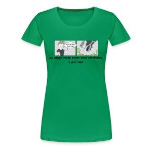 I Got This (Women's) - Women's Premium T-Shirt