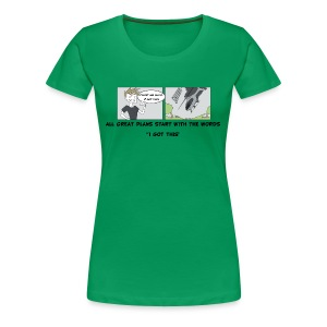 I Got This (Women's) - Women's Premium T-Shirt