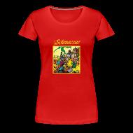 T-Shirts ~ Women's Premium T-Shirt ~ Solanaceae