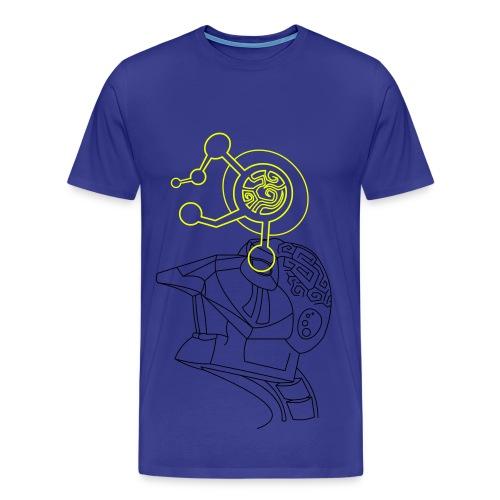 Ultrabot contact - Männer Premium T-Shirt