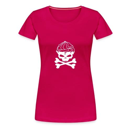Subversive Cupskull - Women's Premium T-Shirt