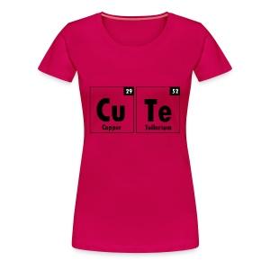 Cute Girl T-Shirt - Women's Premium T-Shirt