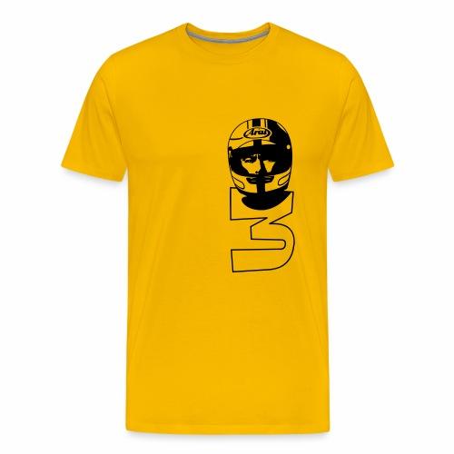 Joey No 3 - Men's Premium T-Shirt