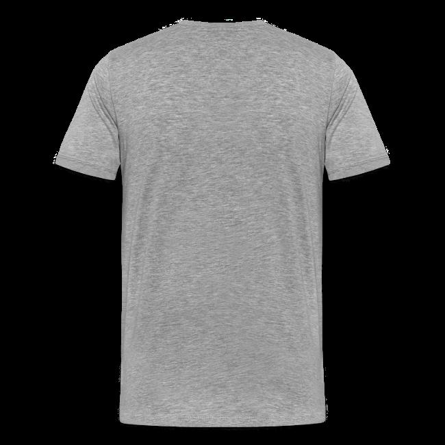 Erlangen Sharks Color Premium T-Shirt (m, grau)