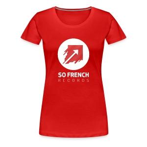 Red Test Women  - T-shirt Premium Femme