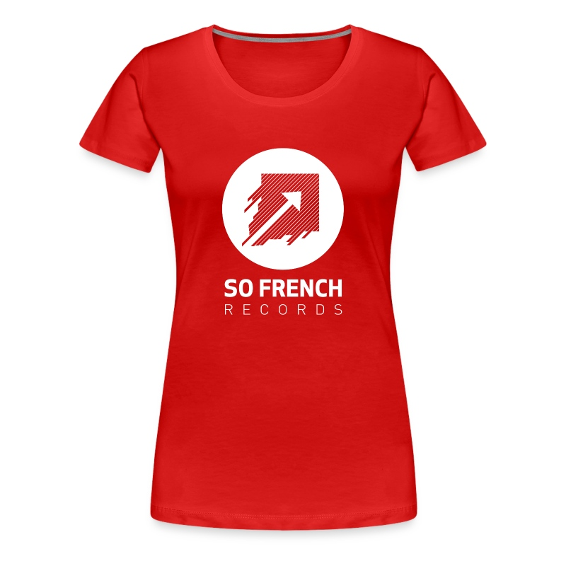 Red Test Women  - T-shirt Premium Femme