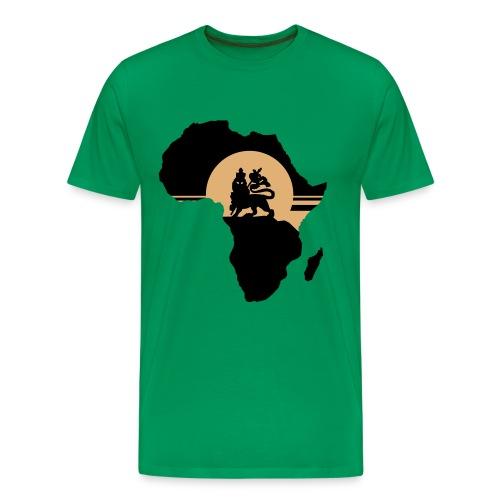 Reggae - Koszulka męska Premium