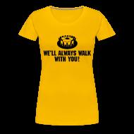 T-Shirts ~ Frauen Premium T-Shirt ~ musical