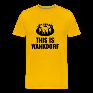 T-Shirts ~ Männer Premium T-Shirt ~ wankdorf