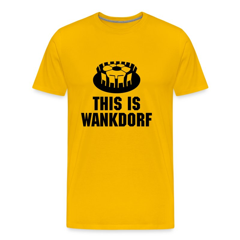 wankdorf - Männer Premium T-Shirt