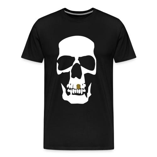 Anti skull - Men's Premium T-Shirt