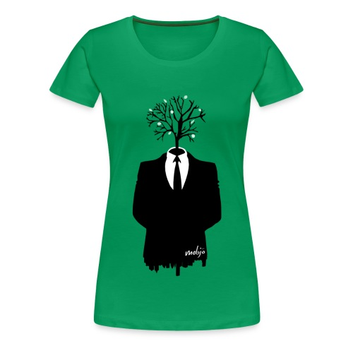 baummanncity - Frauen Premium T-Shirt