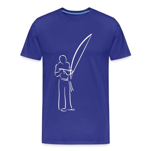 Capoeira - Men's Premium T-Shirt