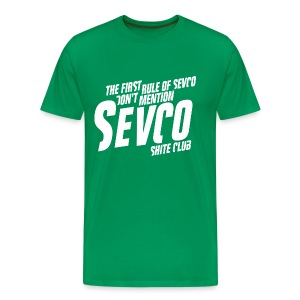 Sevco Shite Club - Men's Premium T-Shirt