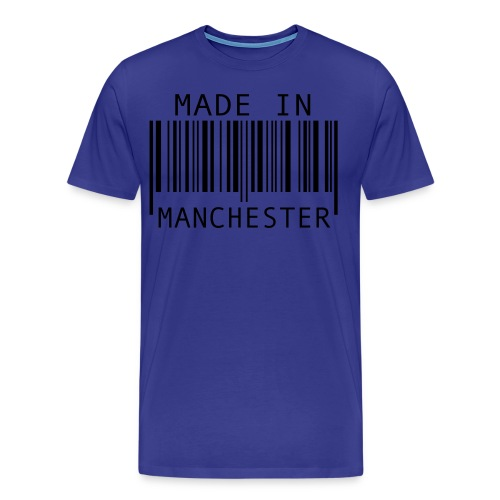Made in Manchester - Men's Premium T-Shirt
