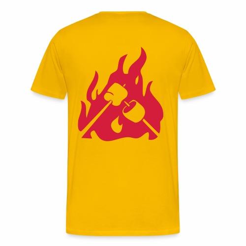 Marshmallow - T-shirt Premium Homme