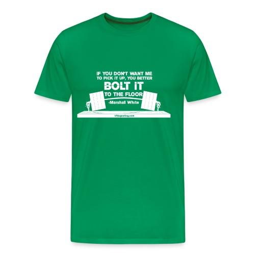 Bolt It - Men's Premium T-Shirt