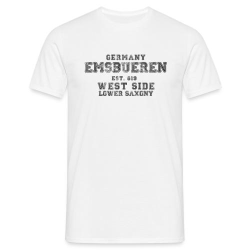 Emsbüren - Männer T-Shirt
