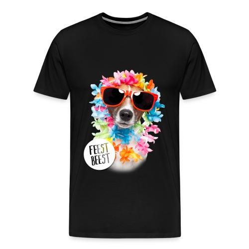 Feestbeest - Mannen Premium T-shirt
