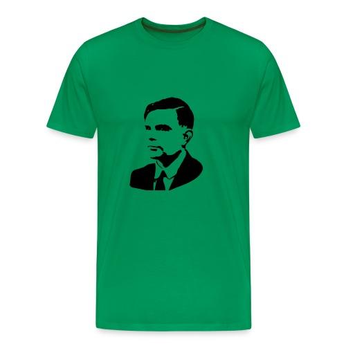 TURING - Männer Premium T-Shirt