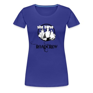 Road Crew! - Frauen Premium T-Shirt