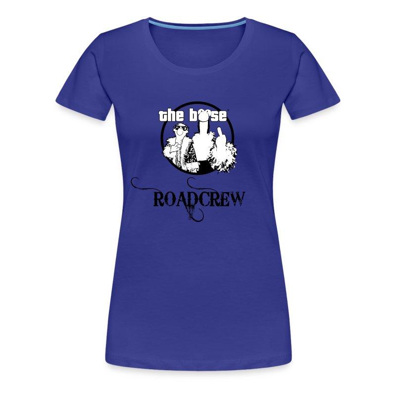 Road Crew! - Frauen Premium T-Shirt