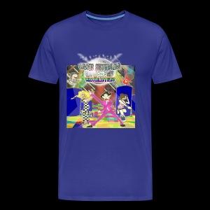 Dance Revolution Front Shirt - Maglietta Premium da uomo