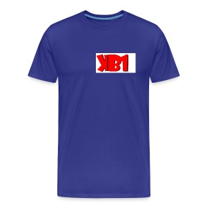 KB1  - Men's Premium T-Shirt