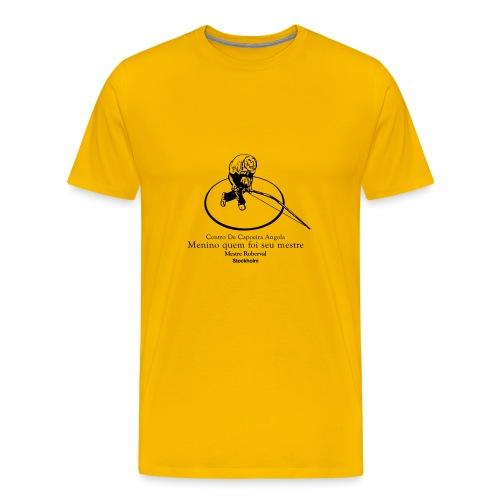 Menino - Premium-T-shirt herr