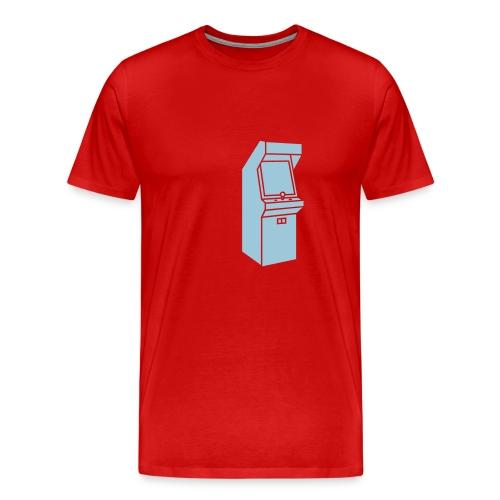 ARCADE - Männer Premium T-Shirt