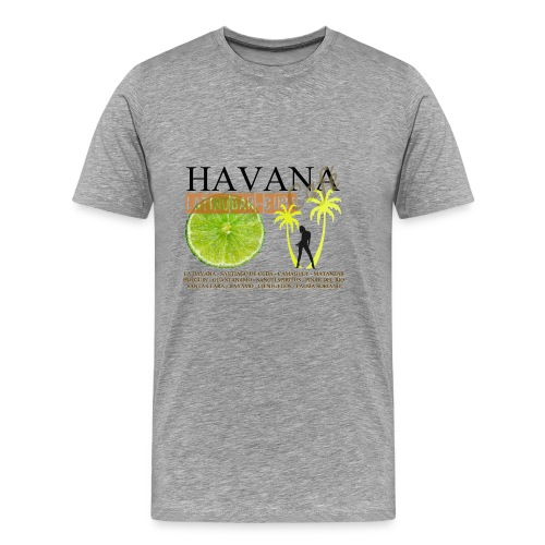 HAVANA CAFE - T-shirt Premium Homme
