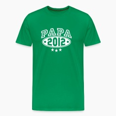 PAPA 12 3-STAR DESIGN T-Shirt WG