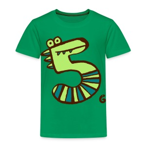 Monsterfünf - Kinder Premium T-Shirt