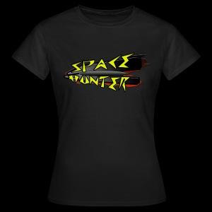 Space Hunter Logo Girl - Maglietta da donna