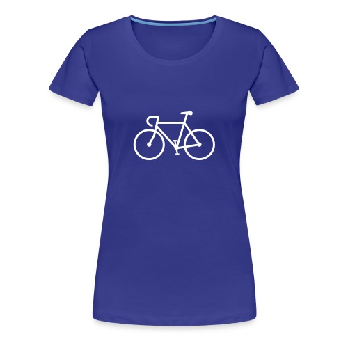 Fahrrad (Frauen) - Frauen Premium T-Shirt