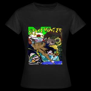 Space Hunter Variant Girl - Maglietta da donna