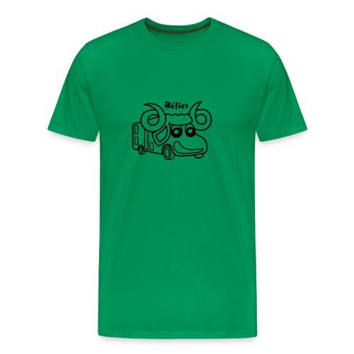 Signe Astral Camping-Cariste du Bélier - T-shirt Premium Homme
