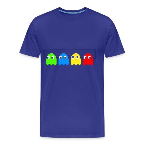 Pac-man - T-shirt Premium Homme