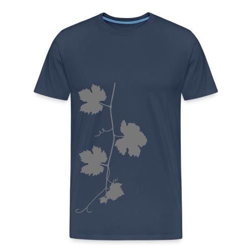 wein - Männer Premium T-Shirt