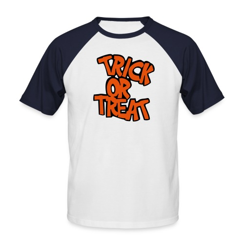 Trickortreat - T-shirt baseball manches courtes Homme