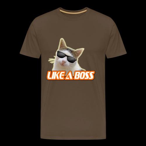 Boss Shirt - Maglietta Premium da uomo