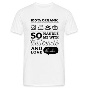 ORGANIC - Men's T-Shirt