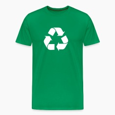 Recycle recycling T-Shirts